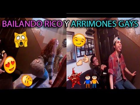 BAILANDO RICO Y ARRIMONES GAYS | FREAAK SHOOW
