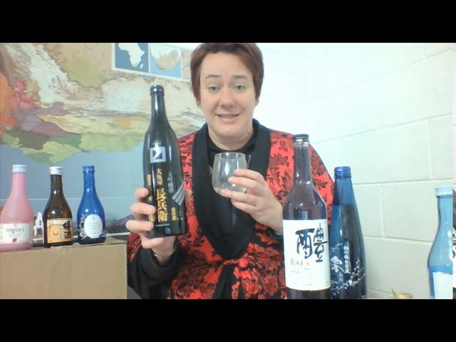 Sake Sessions Ozeki Osakaya Chobei Daiginjo