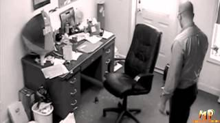 Офисные приколы  The Office funny accidents mp4