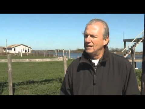 Cemeteries sinking, washing away as Louisiana struggles with storms, coastal erosion