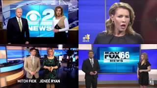 Tägliche Gehirnwäsche in den USA. Gesteuerte Medien sind eine Gefahr für unsere Demokratie.