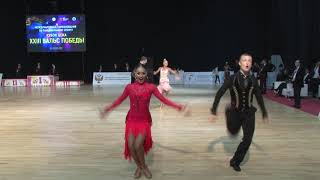 Egor Kulikov - Maria Goroshko, semifinal, Jive