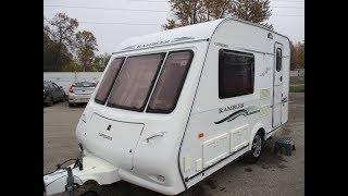 Дом на колёсах,караван,автодом,жилой прицеп COMPASS 20007 года 750 кг