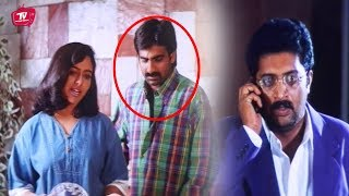 Ravi Teja & Prakash Raj Old Blockbuster Movie Scene | Telugu Movies | Telugu Videos