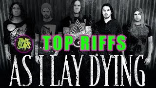 8 Riffs That Prove As I Lay Dying Are The Kings Of MetalCore