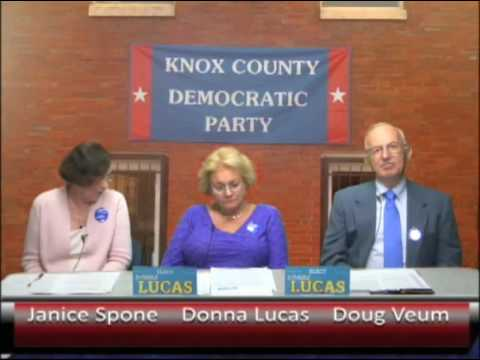 Donna Lucas For 6th District Knox County Commission