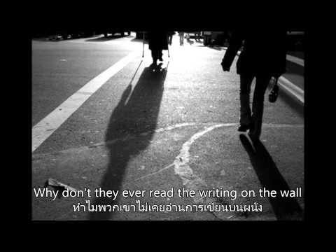 แปลเพลง Anywhere But Here - Aaron Lewis