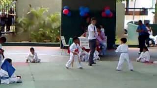 Karate Jesus Competencia en la Guaira