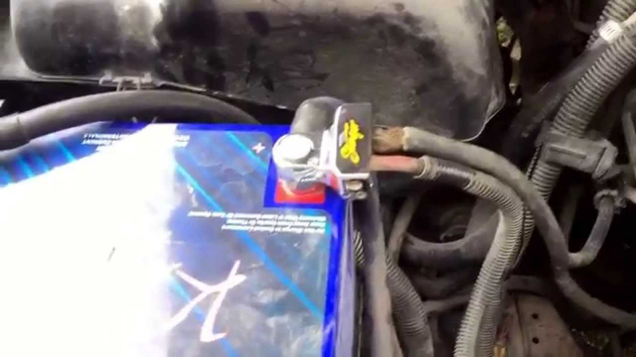 big 3 upgrade on 90 s chevy truck cca wiring gone bad  [ 1280 x 720 Pixel ]