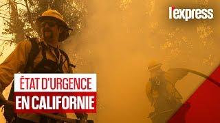 Kindcade Fire (Californie) : 180 000 personnes évacuées