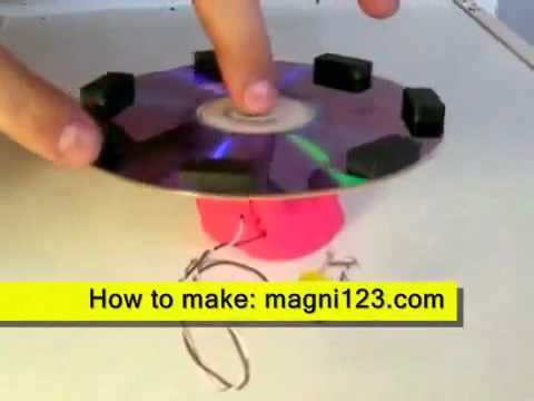 How To Build Magnetic Power Generator Youtube