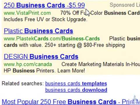 Shaklee business cards are you wasting your money youtube reheart Image collections