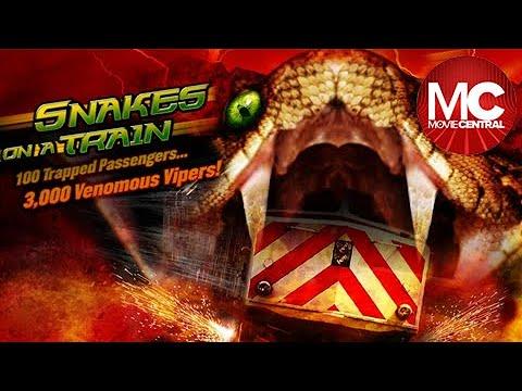 Snakes on a Train | Full Horror Adventure Movie