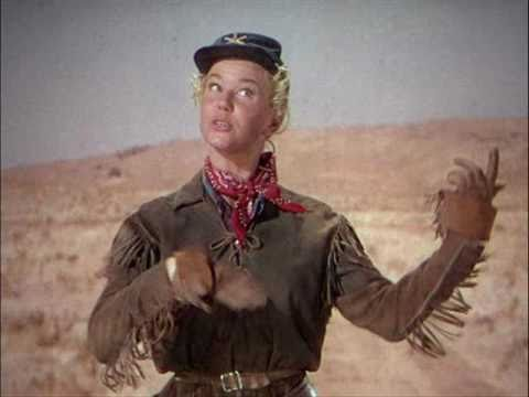 Doris Day ~~ The Deadwood Stage