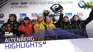 The Olympic-style battle goes to Friedrich | IBSF Official