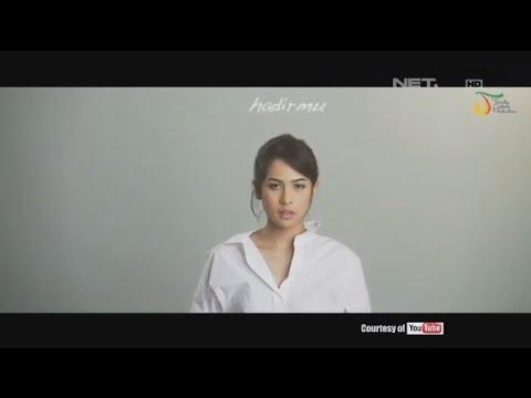 Maudy Ayunda merilis single terbaru Bayangkan Rasakan