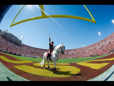 USC Football - Traveler VII Retires
