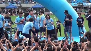 2017年7月23日 川崎フロンターレ 2017年ファン感謝デー at 等々力陸上競...