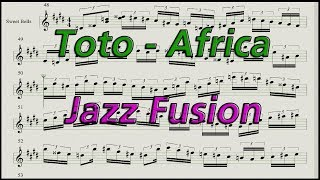 Toto's Africa - Extreme Jazz Fusion