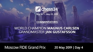 magnus carlsen jan live for the moscow fide grand prix 14 finals