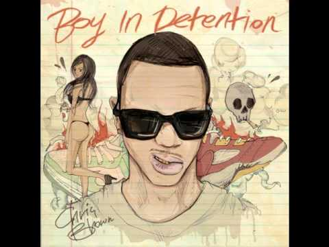 Chris brown- Body on mine ft se7en ( Boy in detention)NEW!!