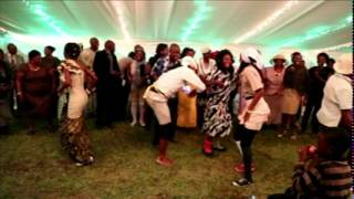 BEST EVER BRIDAL PARTY DANCE  ZIMBABWE - MAPOSTORI !!