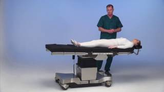 Patient positioning 2 - Reversed Supine Position