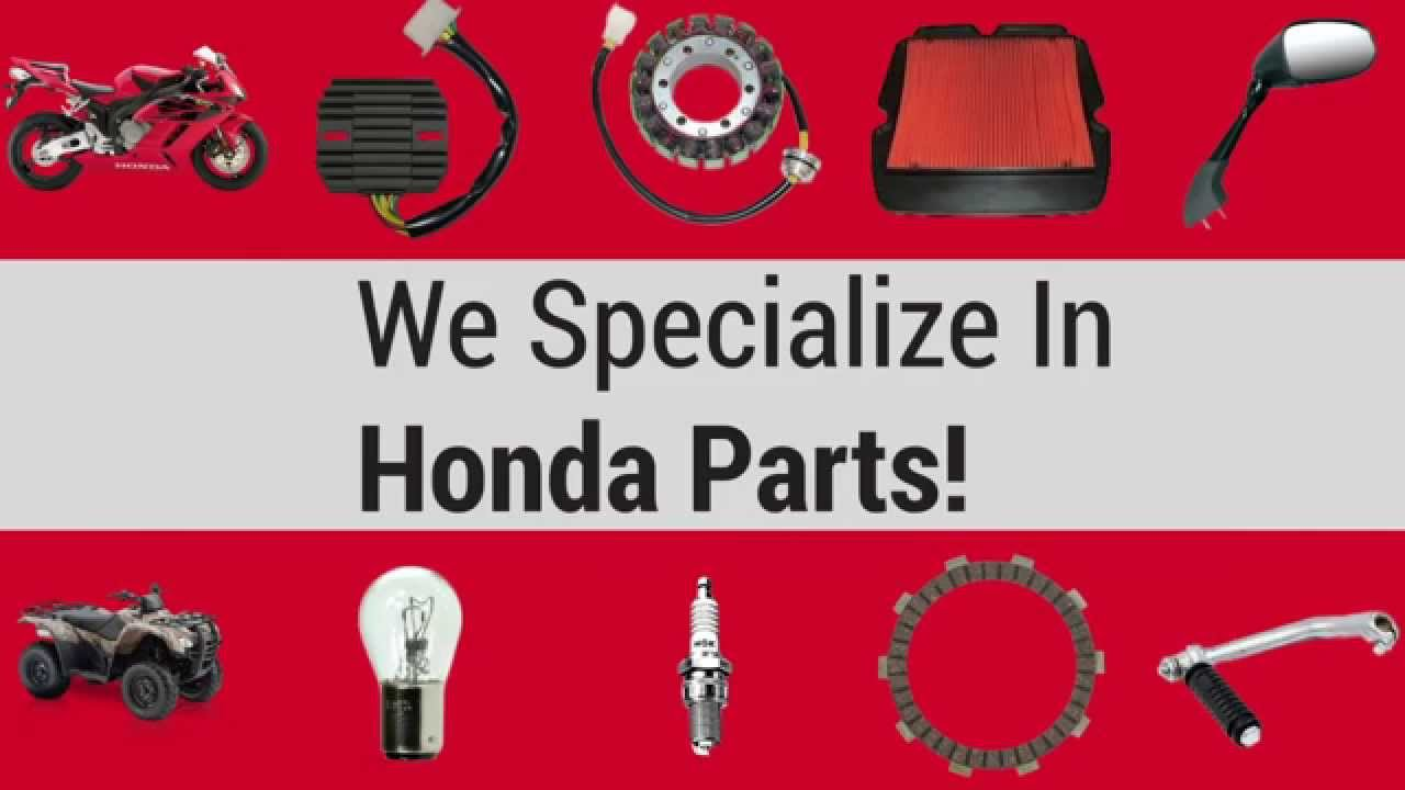 honda motorcycle parts honda atv parts honda dirt bike parts honda goldwing parts oem parts [ 1280 x 720 Pixel ]