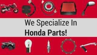 Honda Motorcycle Parts, Honda ATV Parts, Honda Dirt Bike Parts, Honda Goldwing Parts | OEM Parts