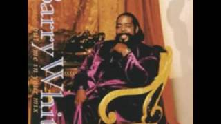 Barry White -Put Me In Your Mix (1991) - 07. Who You Giving Your Love To
