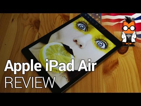 Apple IPad Air Review