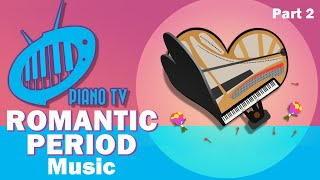Bridged periods romantic and Composer classical who the