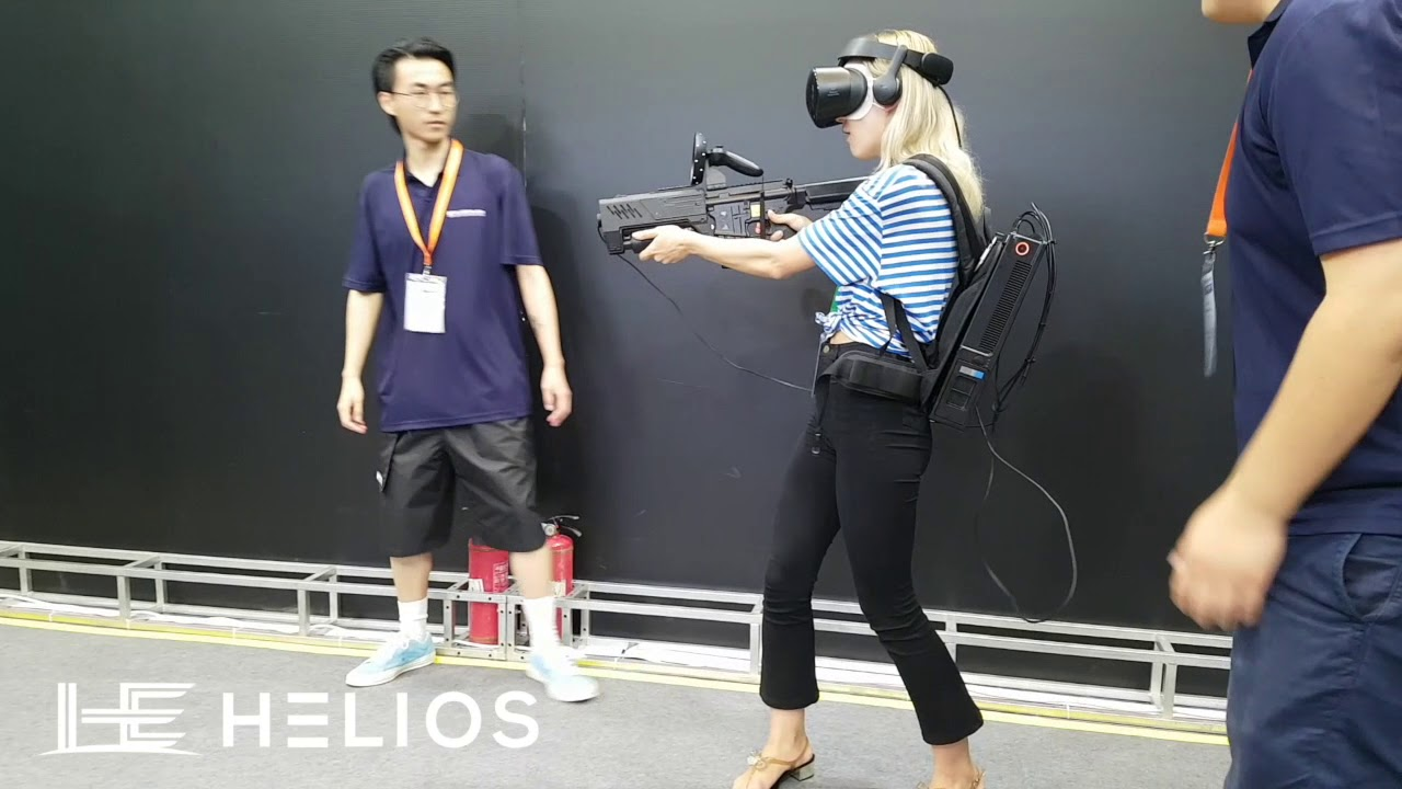 2018 HELIOS in ChinaJoy 2018