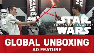 Nouveau spot TV de Star wars Le Réveil de la Force, avec un plan inédit !