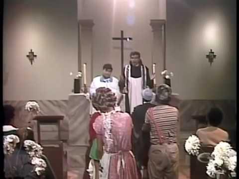 EL CHAVO (1981) LA BODA DE DON RAMON