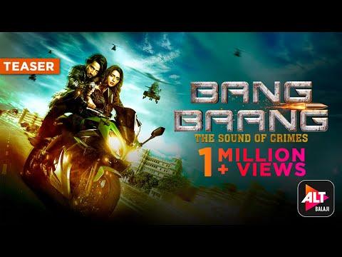Bang Baang | Official Teaser | Trailer out January 7 | Starring Faisu, Ruhi Singh | ALTBalaji