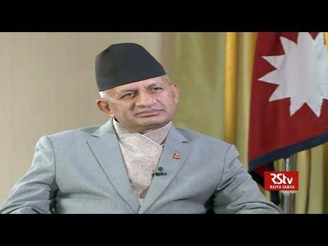 Nepal's Foreign Minister, Pradeep Kumar Gyawali on Indian Standard Time