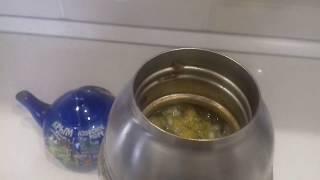 Как уничтожить паразитов навсегда - чай от паразитов (крымский рецепт)