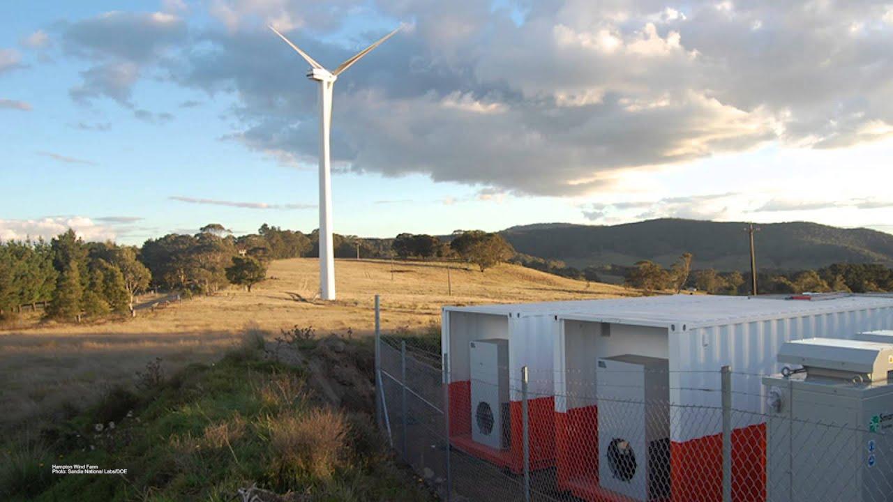 Wind Powered Desalination of Brackish Groundwater