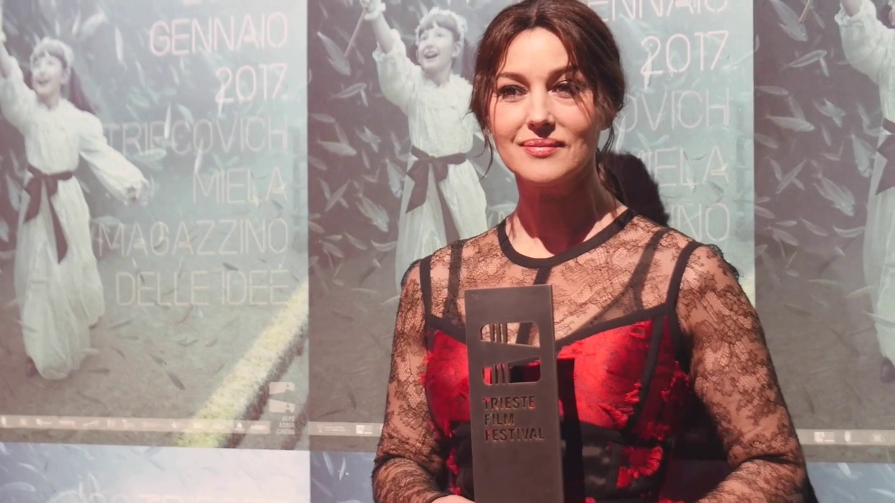 Happens. monica bellucci awards are not