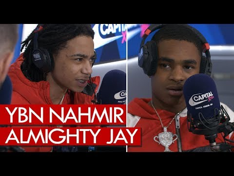 YBN Nahmir & Almighty Jay on Blac Chyna, players life, London show, mixtape – Westwood