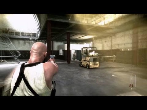 Max Payne 3 Gameplay Trailer !