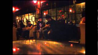 Con đường hạnh phúc acoustic cover live at Aladin Coffee