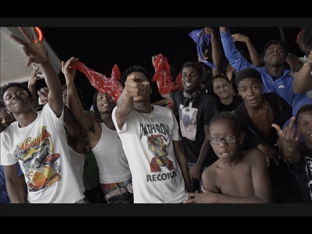 Kenny B & MurdaGang Pb - Die On Em (Official Video) Dir @Mo Visuals