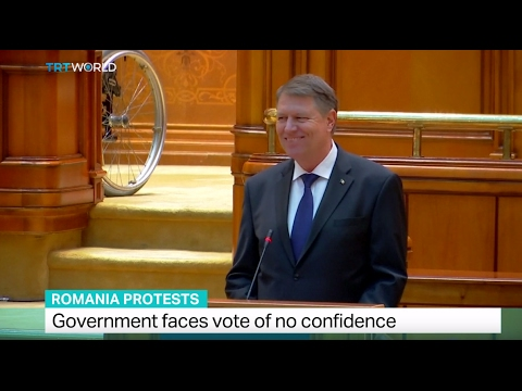 Romania Protests: Parliament to hold confidence vote in government