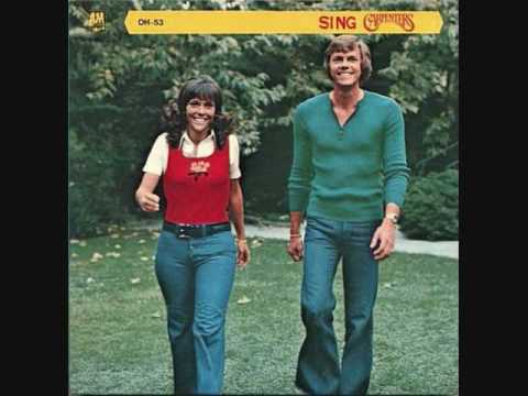 All you get from love is a Love Song The Carpenters