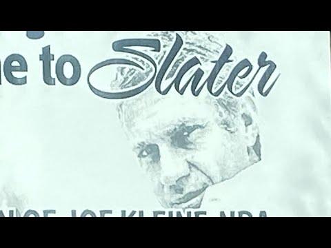 Childhood Home of Steve McQueen! Slater, Missouri
