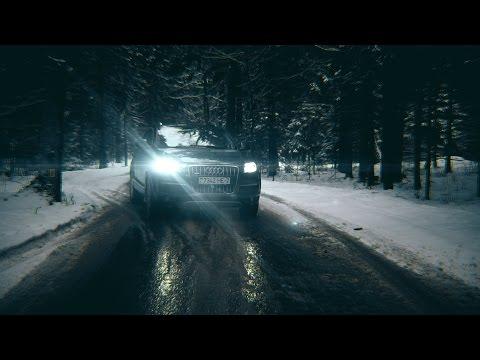 Тест-драйв Audi Q7 3.0 TDI quattro