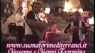 Zooma Zooma Baccalà Sicily musicians Italian Folk Music.