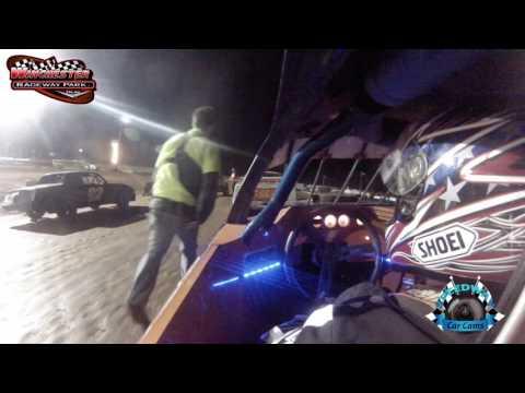 #T2 Daniel Raimondi - Pure Stock - 2-18-17 Winchester Speedway - In-Car Camera